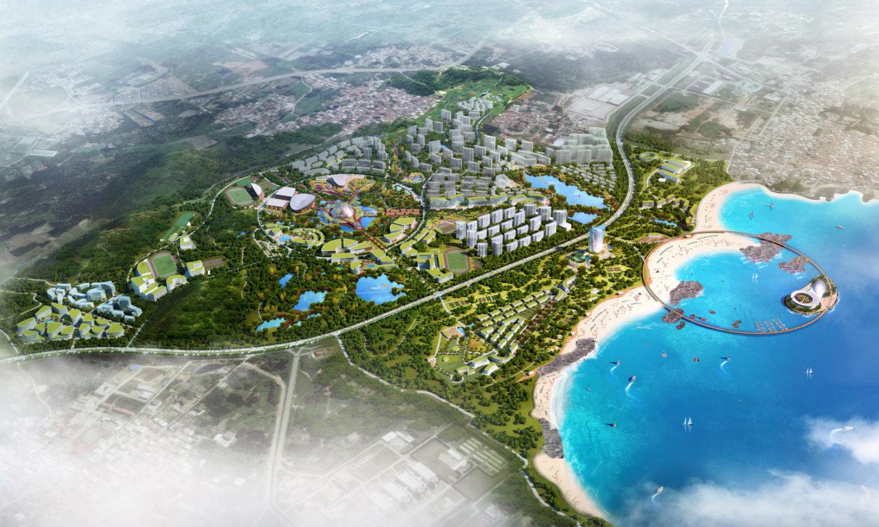 Jinjiang Sports Town image
