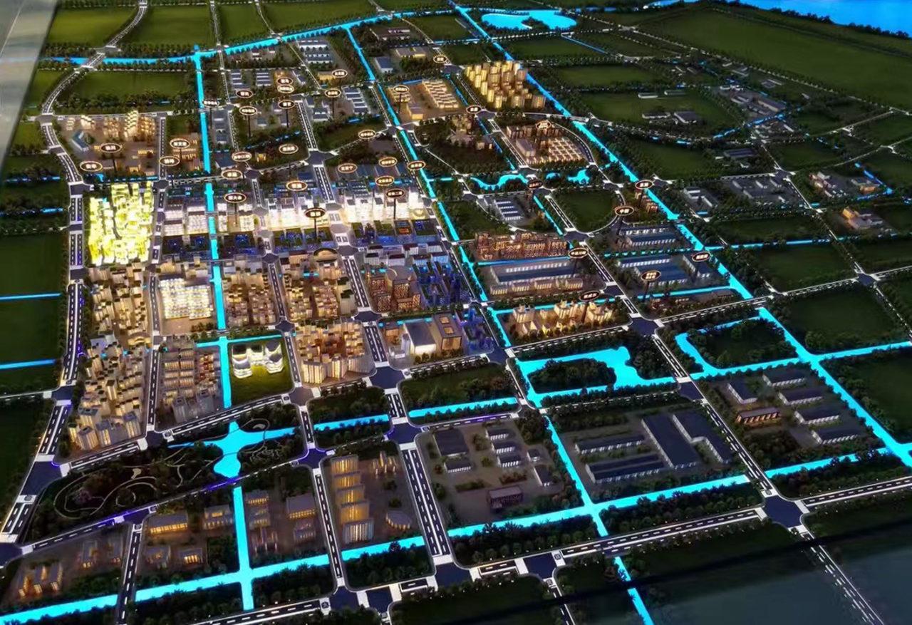 Baoshan Future City image