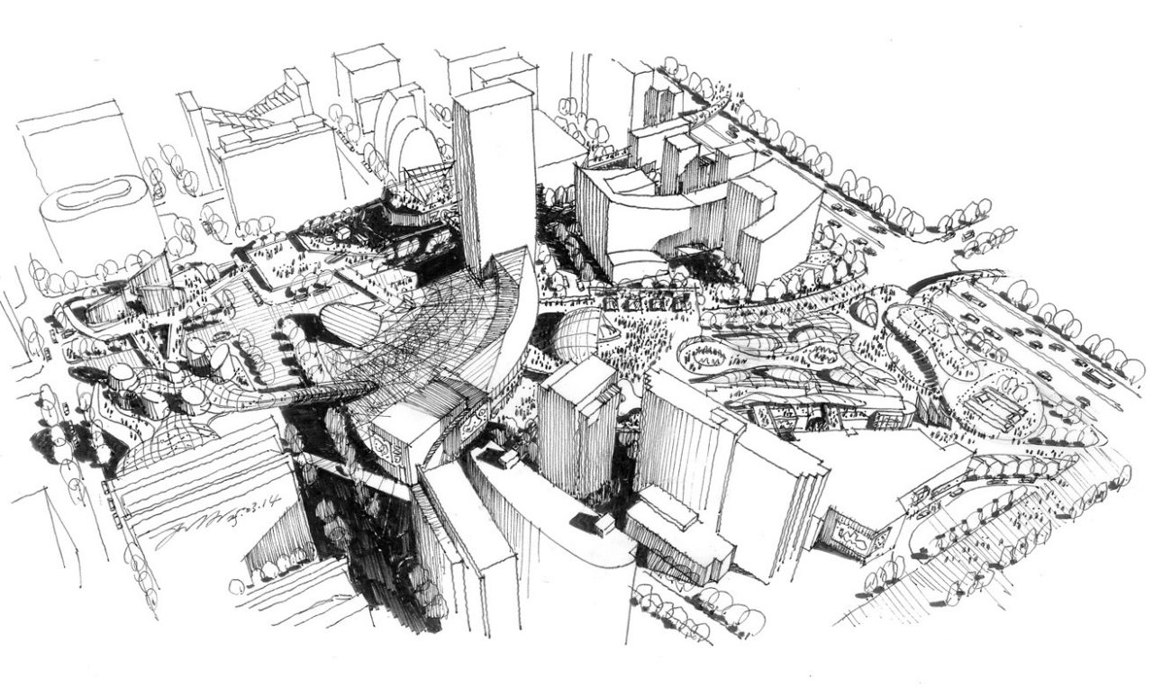 Beijing Silicon Valley CBD Revitalisation image
