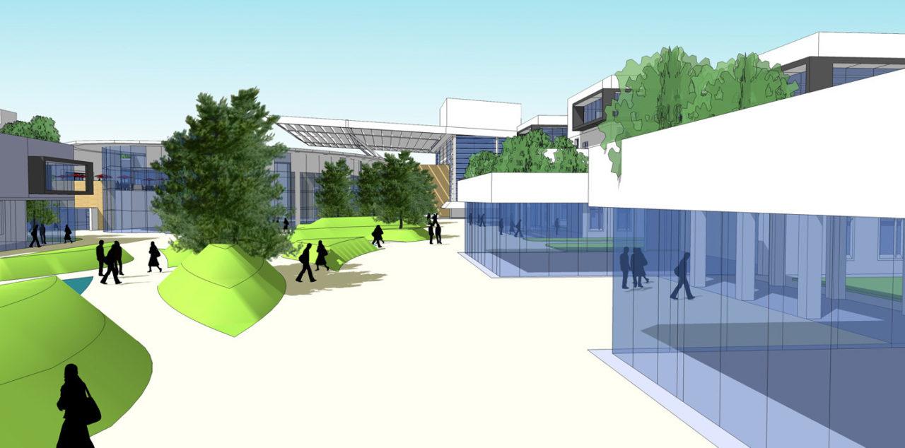 Eco Office Park image