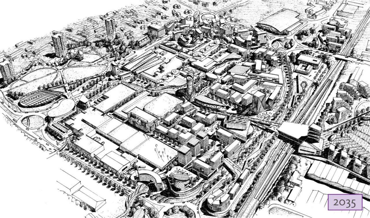 Stevenage Vision 2035 image