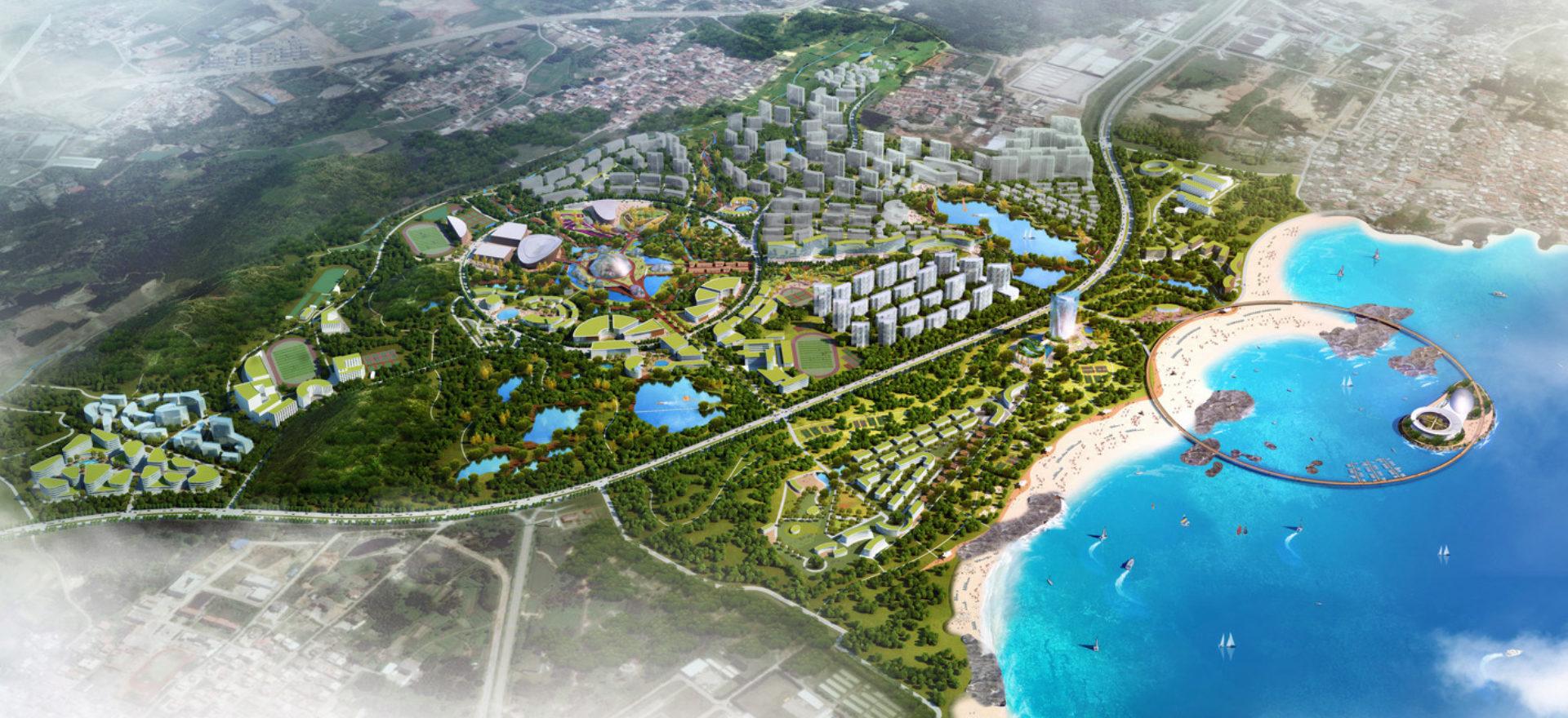 Image of Jinjiang Sports Town