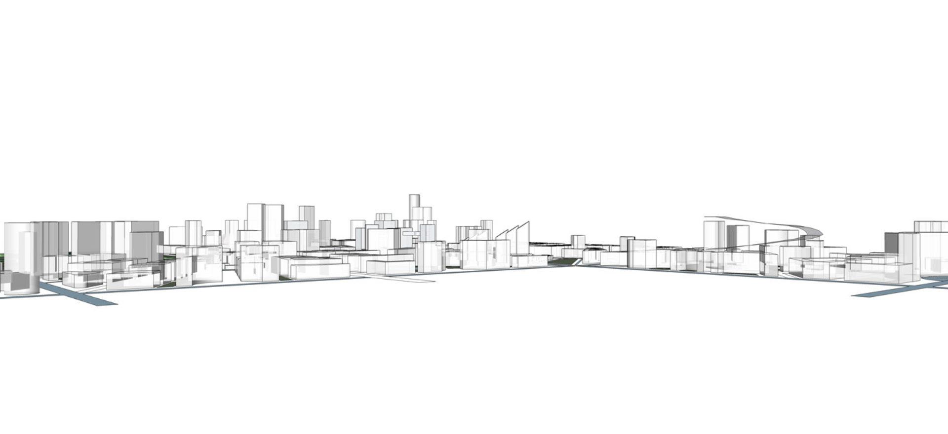 Image of Baoshan Future City