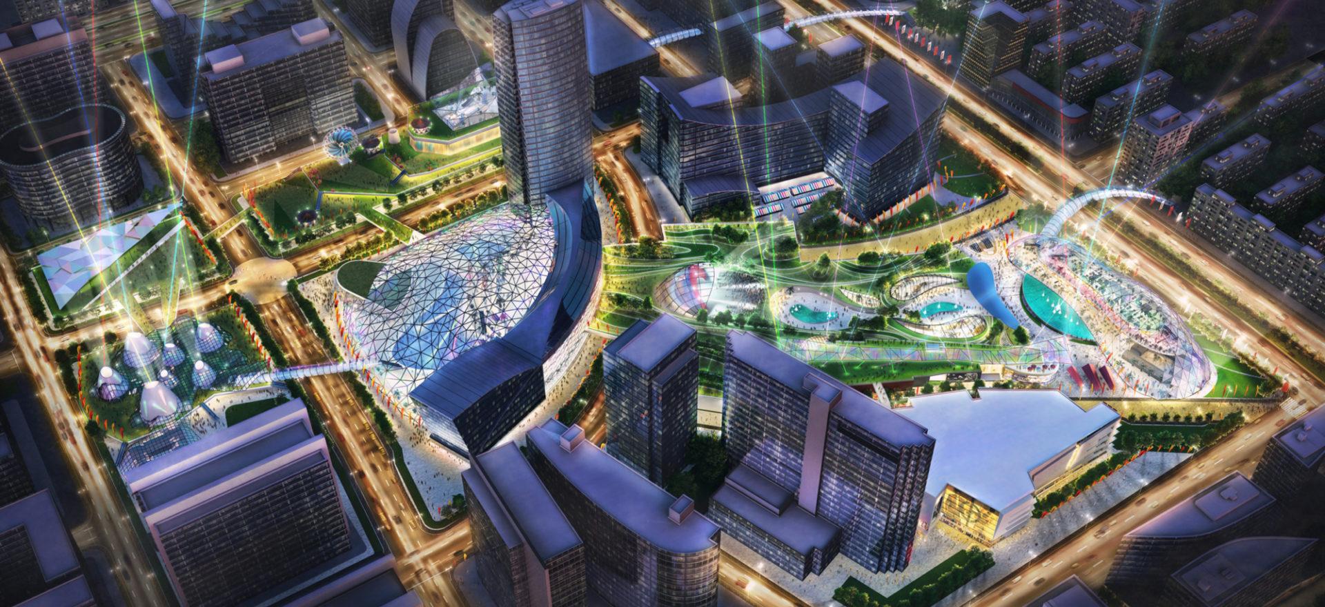Image of Beijing Silicon Valley CBD Revitalisation