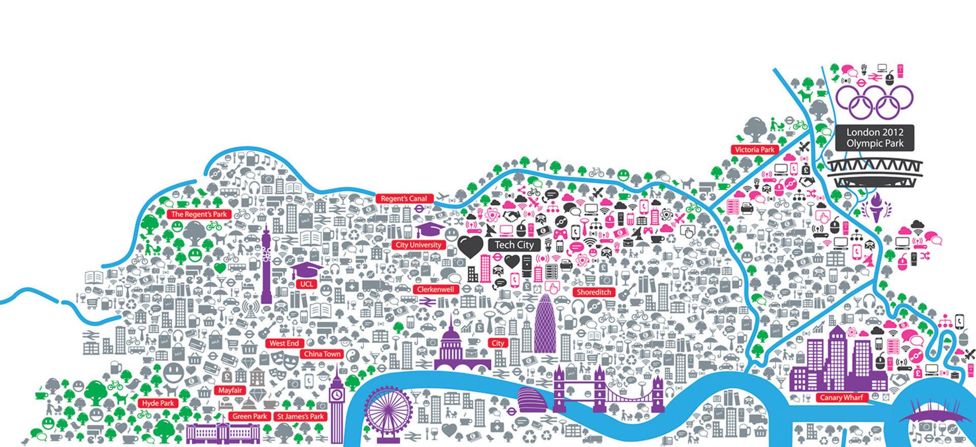 Image of East London Tech City