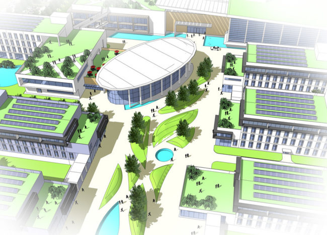 Image of Eco Office Park