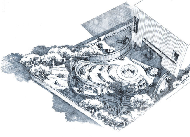 Image of Garden of Cloud and Water