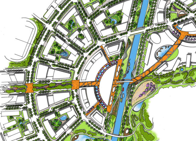 Image of Golou Smart City