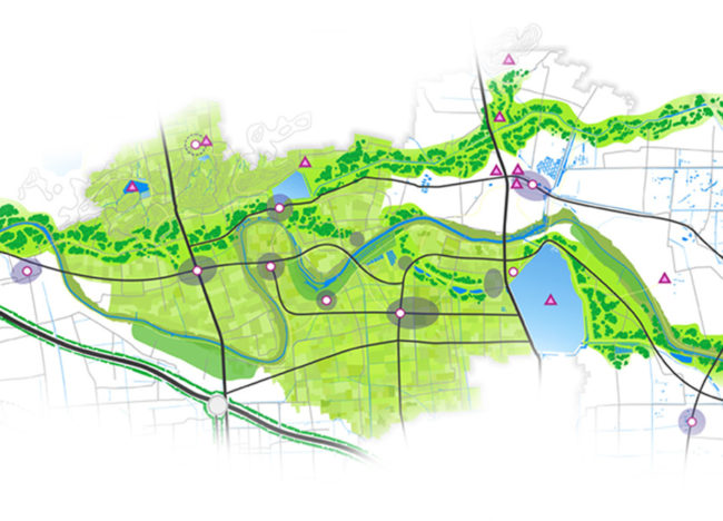 Image of Historic Yellow River Development Strategy
