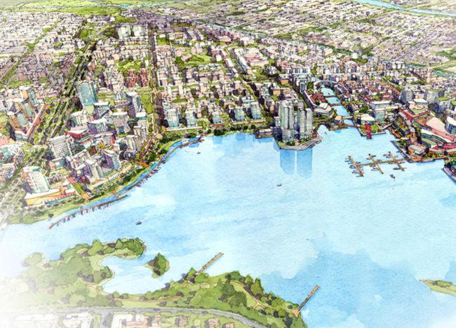 Image of Huarong County Strategic Masterplan