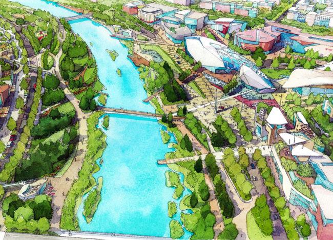 Image of Lakeside New City