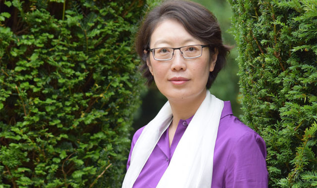 Image of Dr Yang, Founding Director appointed as an Independent Trustee of the Landscape Institute