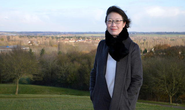 Image of Dr Yang, Chairman of WYP elected as Fellow to Royal Town Planning Institute