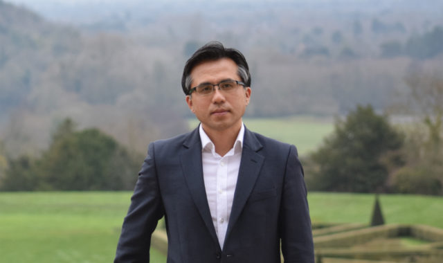 Image of Jun Huang appointed as a member of DCFW Design Review Panel