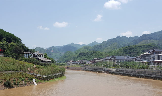 Image of WYP leads the UK-China Green and Low-carbon Small Town Pilot Projects