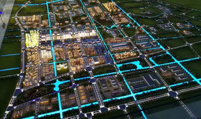 Image of The success of Shanghai Bao'shan Industrial Park Regeneration