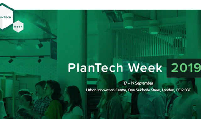 Image of Dr Wei Yang spoke at PlanTech Conference in London