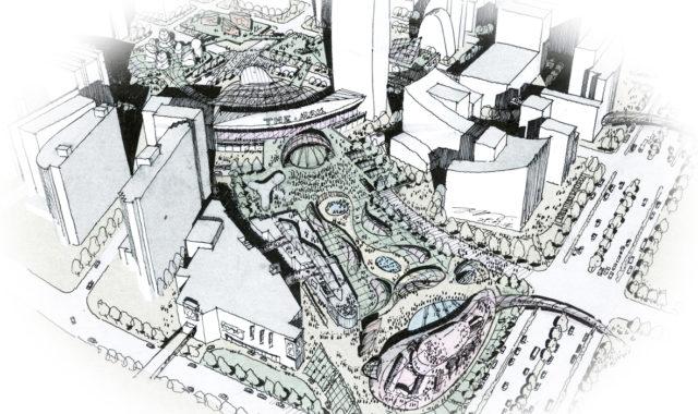 "Image of Wei Yang & Partners win project at ""China's Silicon Valley"", Beijing Zhongguancun High-tech Zone"