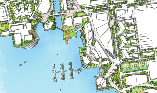 Image of WYP has been appointed to master plan a number of high tech zones in China