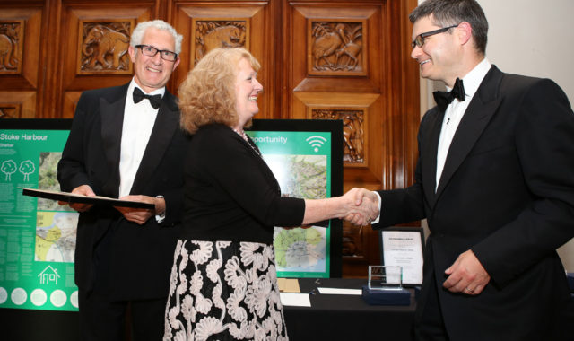 Image of Wei Yang & Partners and Peter Freeman receive Wolfson Economics Finalist Prize