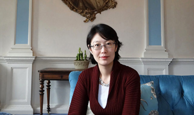 Image of Dr Yang, Founding Director elected as Fellow to Academy of Social Sciences
